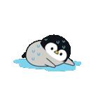 うごく♪心くばりペンギン 夏ver.(個別スタンプ:17)
