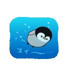 うごく♪心くばりペンギン 夏ver.(個別スタンプ:23)
