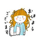 おっちょこガール♡(再販)(個別スタンプ:01)