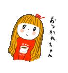 おっちょこガール♡(再販)(個別スタンプ:05)