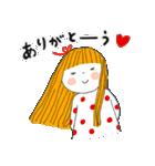 おっちょこガール♡(再販)(個別スタンプ:06)