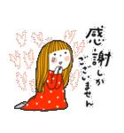 おっちょこガール♡(再販)(個別スタンプ:08)