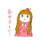 おっちょこガール♡(再販)(個別スタンプ:13)