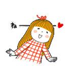 おっちょこガール♡(再販)(個別スタンプ:16)