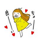 おっちょこガール♡(再販)(個別スタンプ:17)