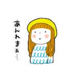 おっちょこガール♡(再販)(個別スタンプ:21)