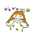 おっちょこガール♡(再販)(個別スタンプ:22)