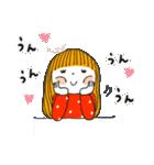 おっちょこガール♡(再販)(個別スタンプ:25)