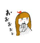 おっちょこガール♡(再販)(個別スタンプ:26)