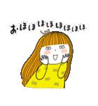 おっちょこガール♡(再販)(個別スタンプ:27)