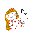おっちょこガール♡(再販)(個別スタンプ:29)