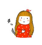おっちょこガール♡(再販)(個別スタンプ:31)