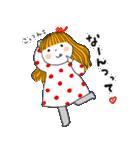 おっちょこガール♡(再販)(個別スタンプ:32)