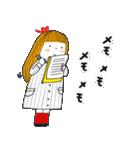 おっちょこガール♡(再販)(個別スタンプ:36)