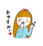 おっちょこガール♡(再販)(個別スタンプ:39)