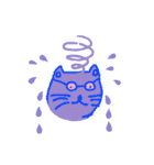 猫ノセカイ(お仕事編)(個別スタンプ:11)