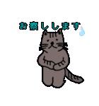 猫ノセカイ(お仕事編)(個別スタンプ:19)