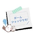 【メモスタンプ】スヌーピー(個別スタンプ:22)