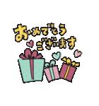 敬語のゆるかわ♡ガーリースタンプ(個別スタンプ:20)