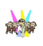 イラッと★お猿さん 13(個別スタンプ:24)