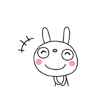 ふんわかウサギ24(あいづち編)(個別スタンプ:22)