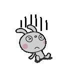 ふんわかウサギ24(あいづち編)(個別スタンプ:32)