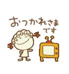 レトロ風☆くるリボン(個別スタンプ:07)