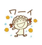 レトロ風☆くるリボン(個別スタンプ:09)