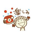 レトロ風☆くるリボン(個別スタンプ:12)