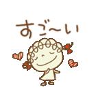 レトロ風☆くるリボン(個別スタンプ:19)