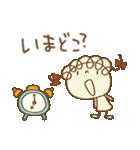 レトロ風☆くるリボン(個別スタンプ:25)