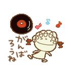 レトロ風☆くるリボン(個別スタンプ:35)