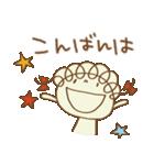 レトロ風☆くるリボン(個別スタンプ:37)