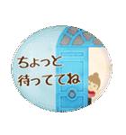 水彩えほん【フランス編】※再販(個別スタンプ:29)