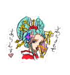 尾田っちの左手で描いたONE PIECEスタンプ!(個別スタンプ:06)
