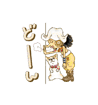 ONE PIECE(チョッパーと愉快な仲間たち)(個別スタンプ:19)