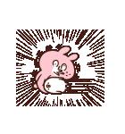 ゆるっと動く!カナヘイのピスケ&うさぎ5(個別スタンプ:21)