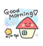 やさしく使える日常スタンプ【夏ver.2】✿(個別スタンプ:02)