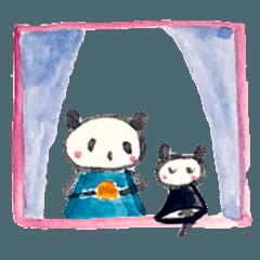 パココとイモコ 出会い編