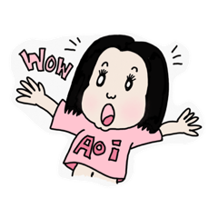 AOI's sticker!
