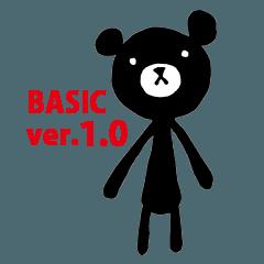 MONOKUMA ベーシック ver.1.0