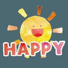 Happy weather ♪