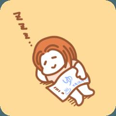 笑って泣いて食べて寝て☆☆☆☆☆☆☆☆☆