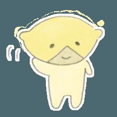 ひげレモン