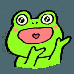 カエルのケロピ