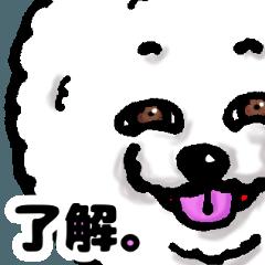 びしょんふりーぜ(しゃもじ)