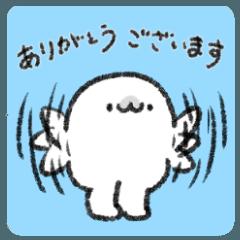 [LINEスタンプ] 言葉遣いが綺麗なオタク(敬語多め)