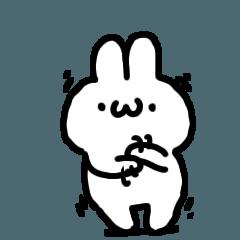 踊るポコウサギ