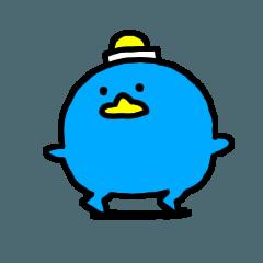 ボタンペンギン2