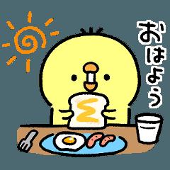 ゆーすけひよこ ひよ活4